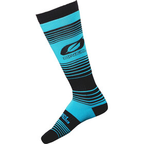 O'Neal Pro MX Socks Stripes teal